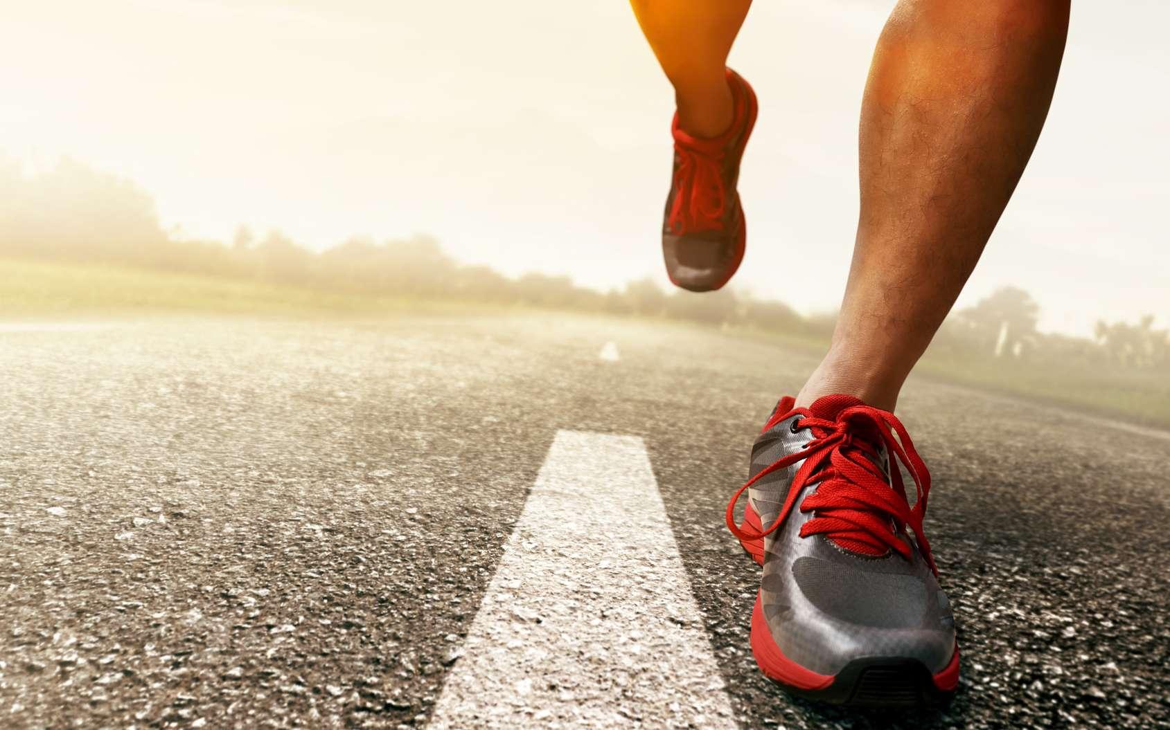 Cours de yoga pour préparer sa course à pied en compétition.