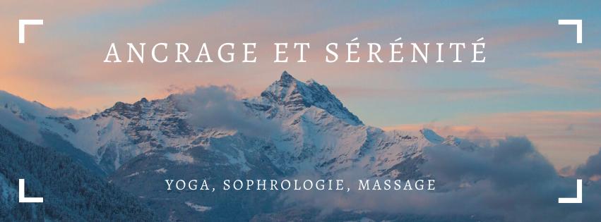 Ancrage et Serenité. Yoga, sophrologie, massage. Atelier de Noël.