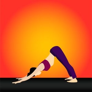 miracle morning routine yoga